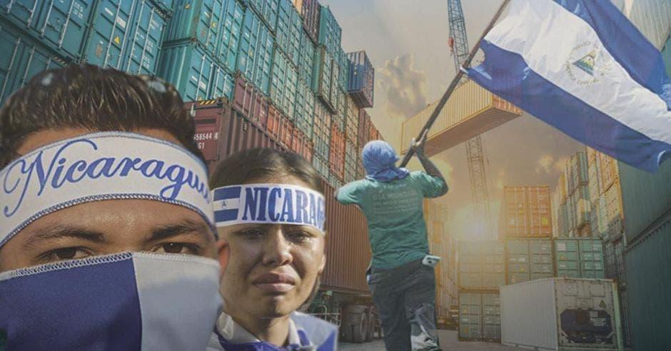 A tres meses de la crisis en Nicaragua, exportaciones caen un 50%