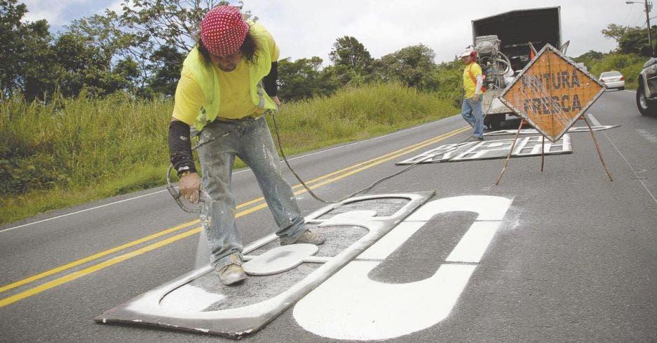 Mejoramiento de vías