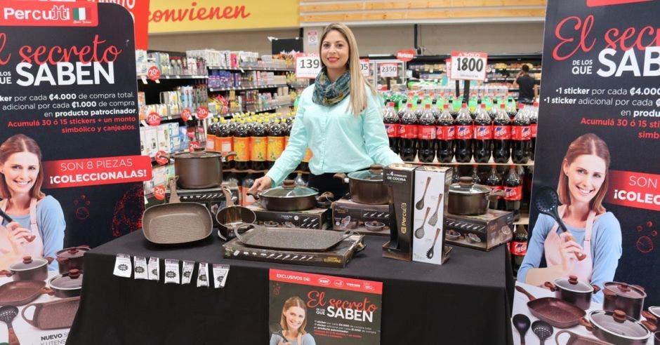 Alejandra Arias, gerente de mercadeo de Gessa.