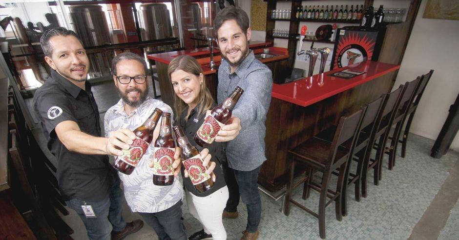 Cerveza picante innova el portafolio de Domingo 7