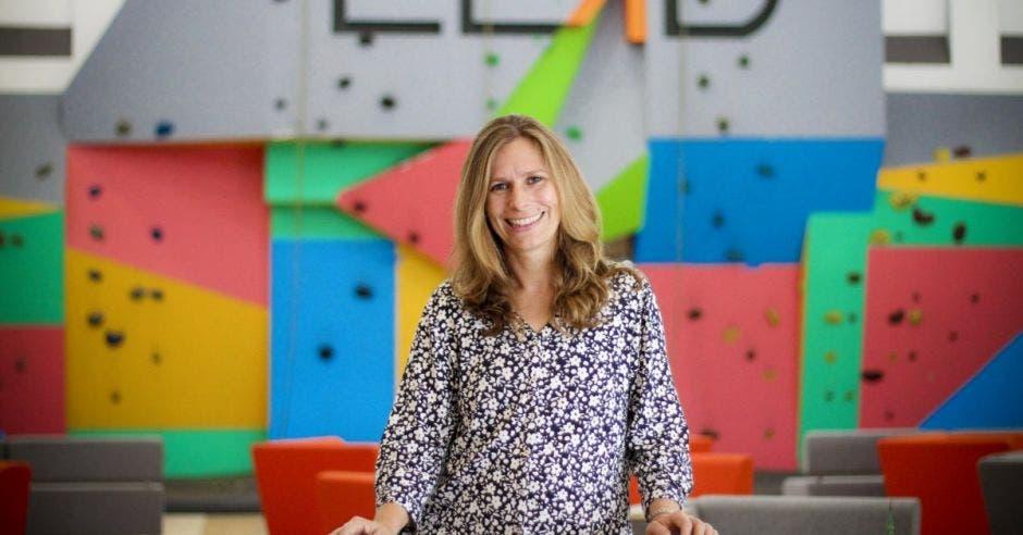 Simone Bunse, directora académica de Lead.