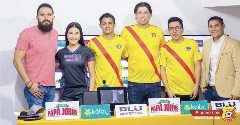 Herediano ingresó en industria de deportes electrónicos valorada en $1.600 millones