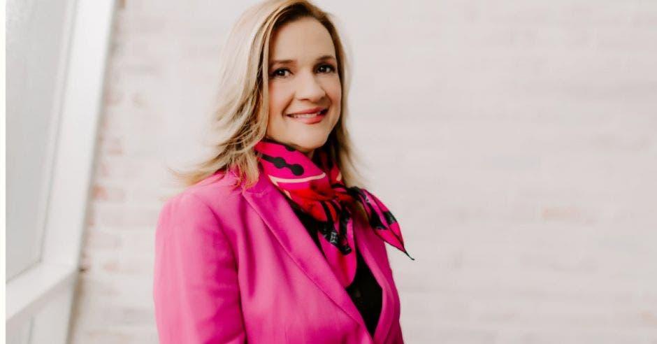 Silvia Castro, rectora de Ulacit.