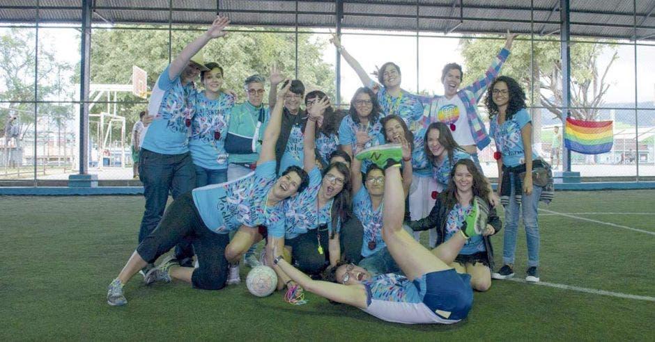 LesBi Copa: Torneo de fútbol inclusivo para mujeres