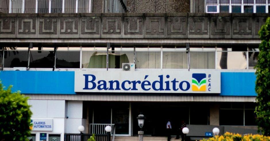 Instalaciones centrales Bancrédito