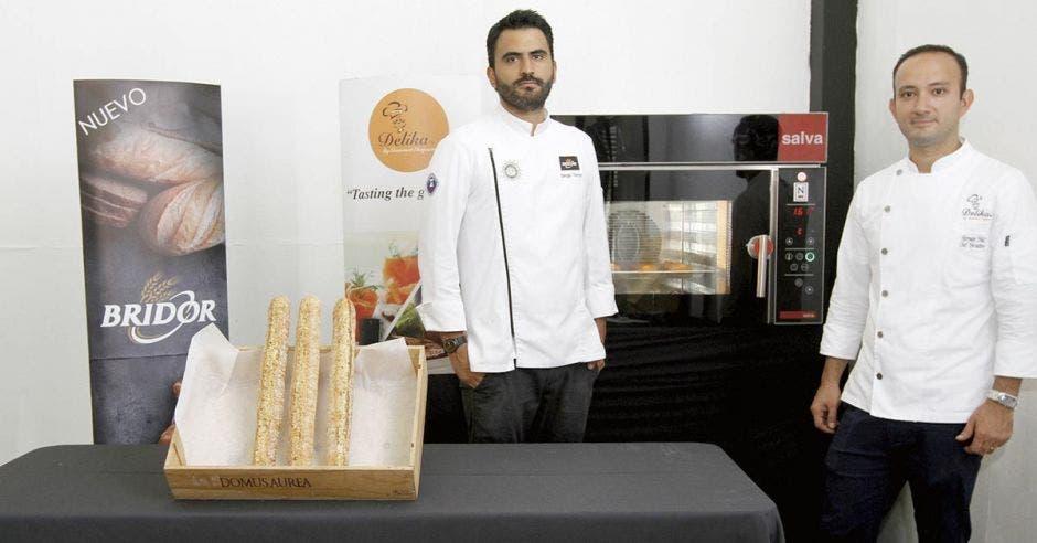 Línea de panadería francesa libre de gluten llegó a Costa Rica