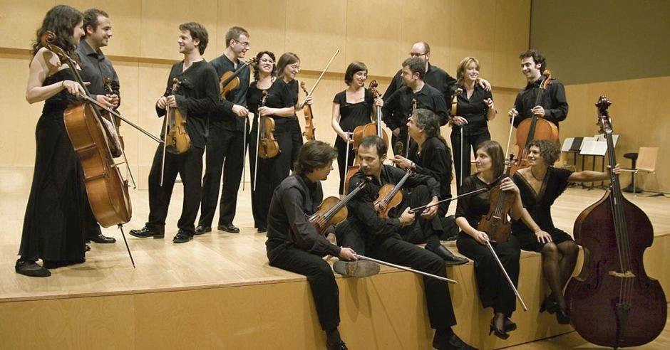 orquesta española