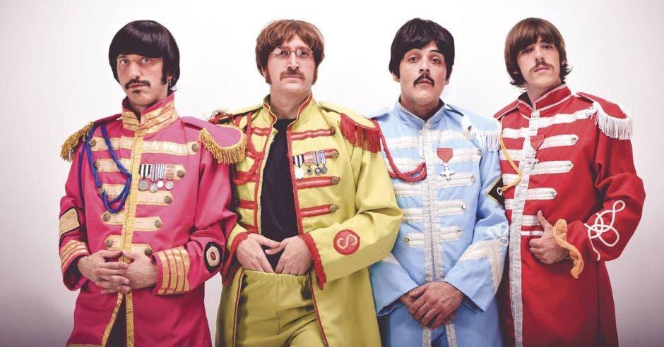 El mejor tributo a los Beatles regresa a Costa Rica