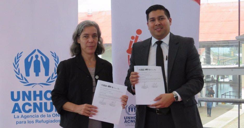 Programa de incentivos a empresas generaría 100 empleos a refugiados