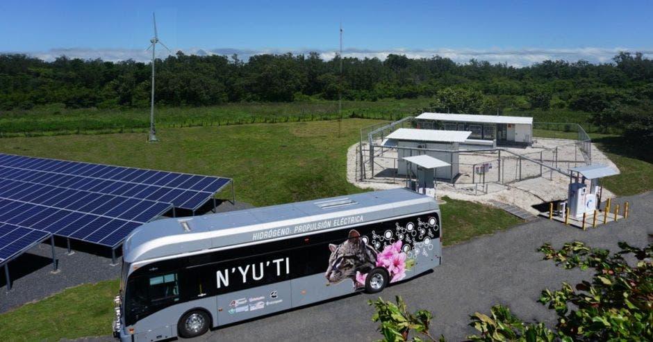 Costa Rica tendría otro bus de hidrógeno en noviembre