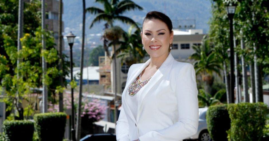 Shirley Calvo, directora ejecutiva de la Cámara Nacional de Turismo.