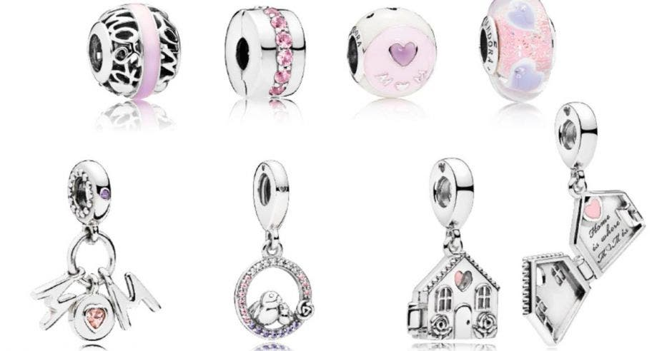Pandora presentó colección dedicada a las madres