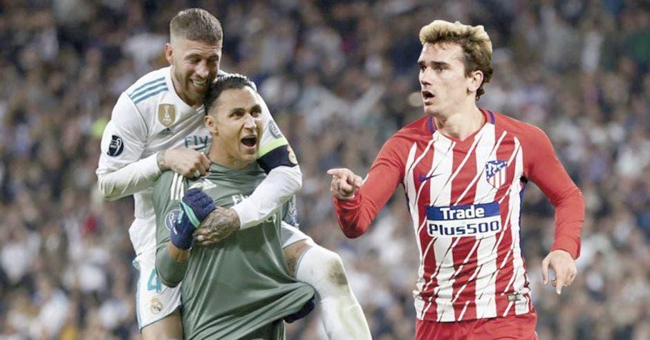 Real Madrid domina el derby español en competencias europeas