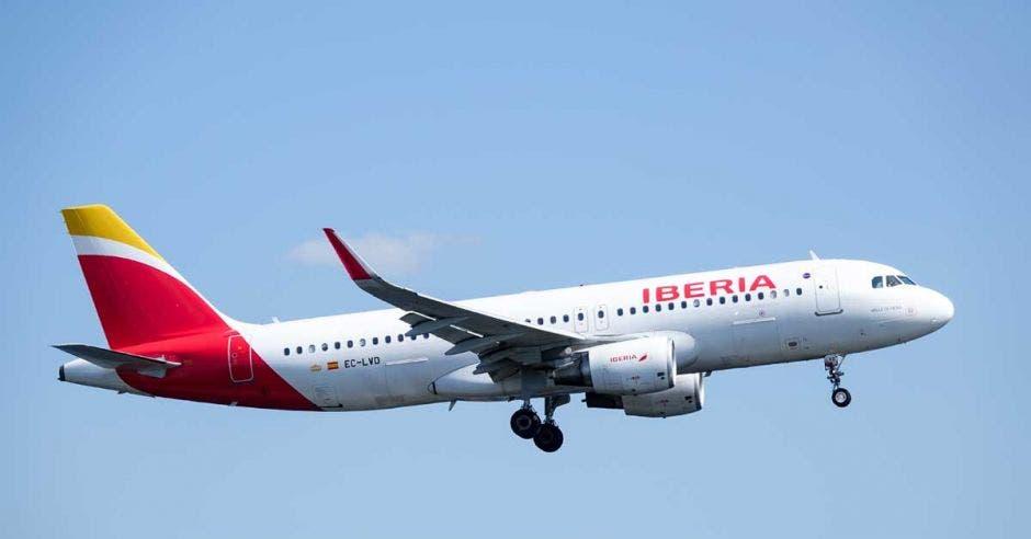 Iberia suspende sus conexiones con Managua por crisis