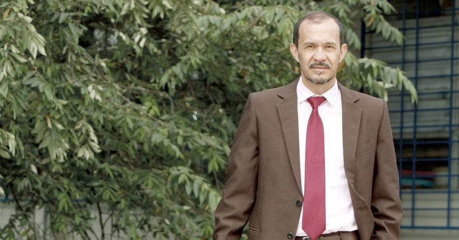 Javier Vindas, director general del IAFA