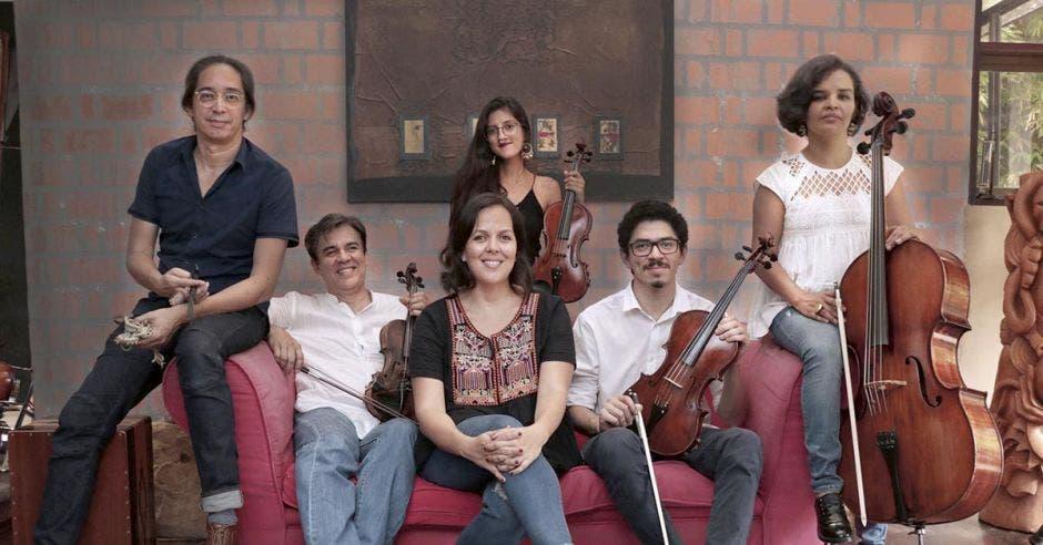 """Probus Ensamble presentará recital """"Canciones sin tiempo"""""""