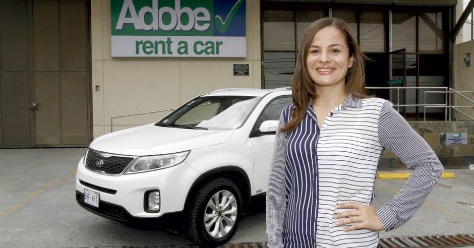 Paula Sánchez, ejecutiva de Cuentas Clave Total Fleet.