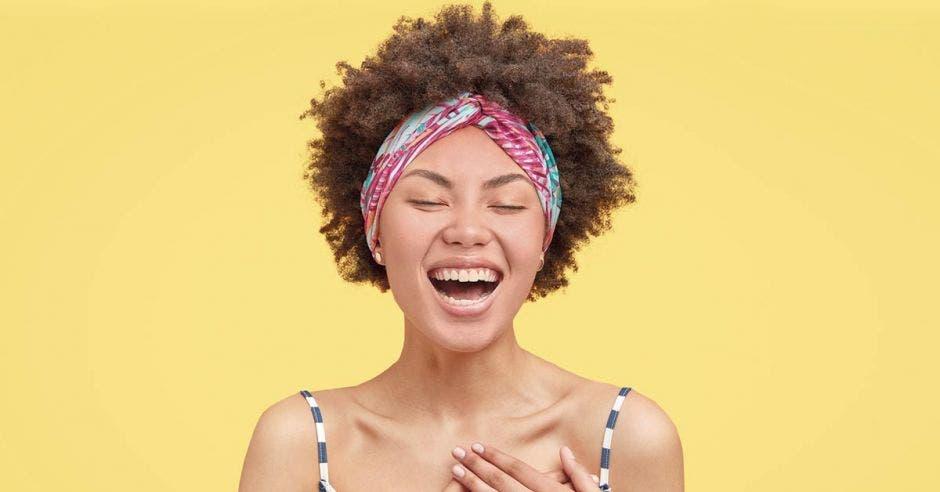 ¿Qué pasa cuando sentimos alegría?