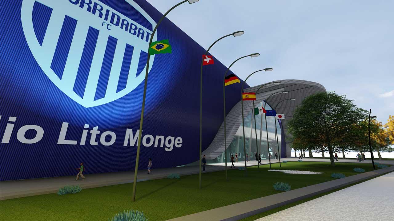 Estadio Curridbat FC