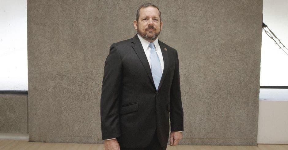 Rosendo Mayorga, presidente de la Cámara de Comercio de Nicaragua