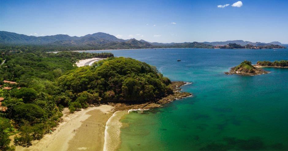 playa costarricense