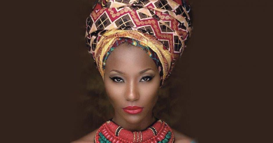 Mujer afrodescendiente