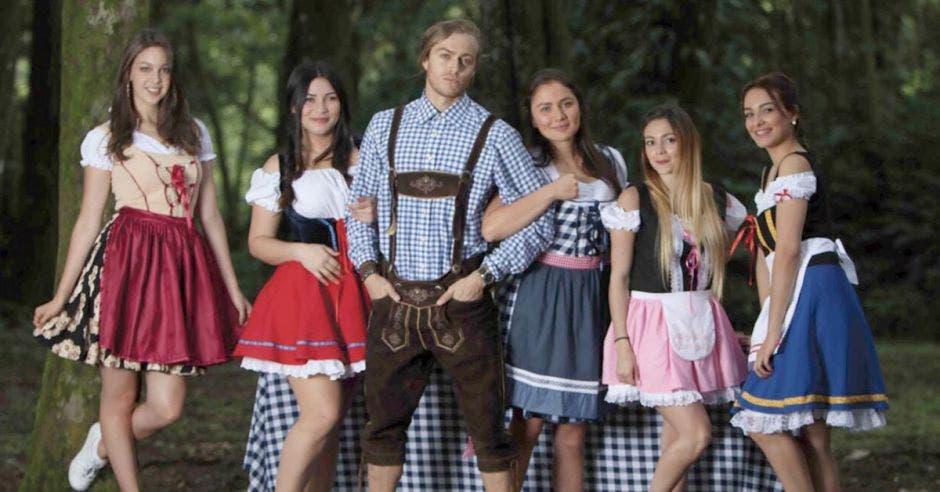Vestidos alemanes