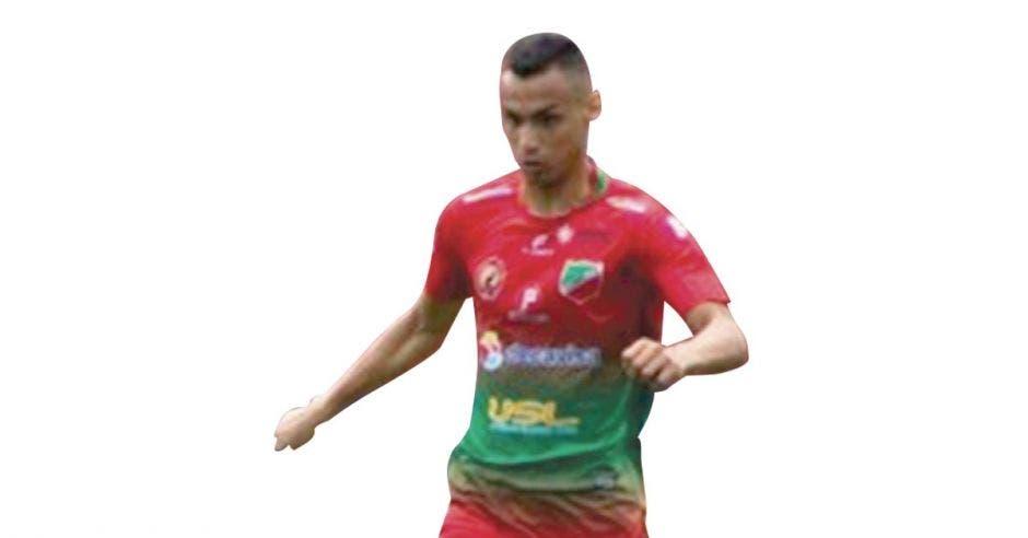 Bryan Rojas, joven artillero carmelo, lidera goleo del Apertura.