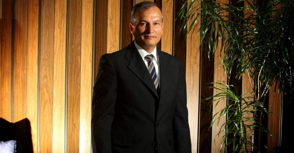 Gonzalo Delgado, presidente de Uccaep.