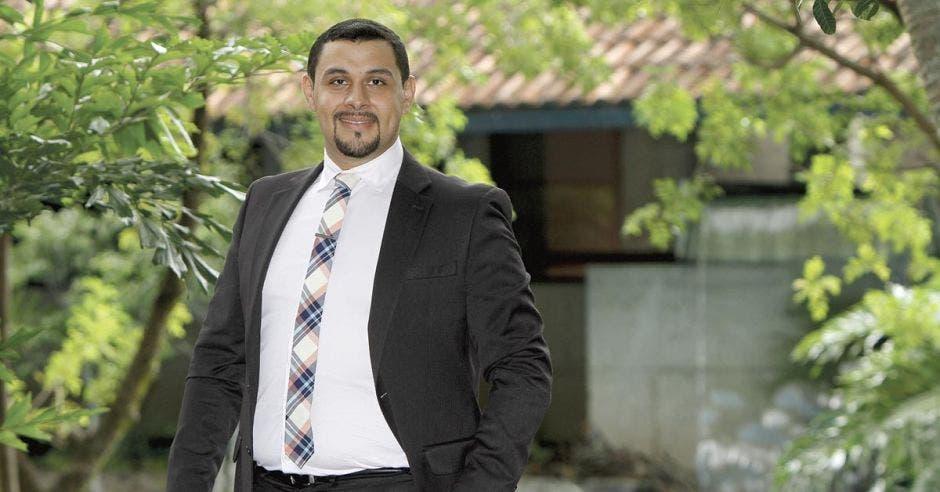 Eugenio Quirós, director ejecutivo de Azofras