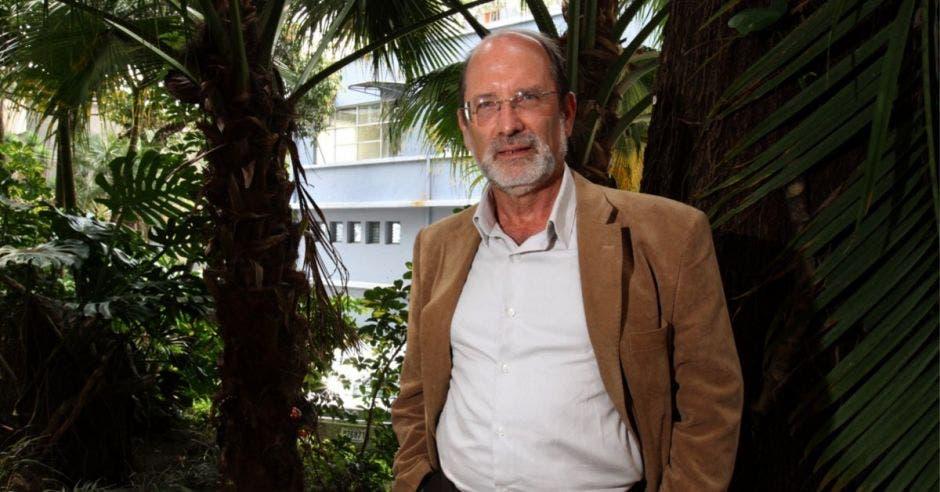 Henning Jensen, rector de la UCR.