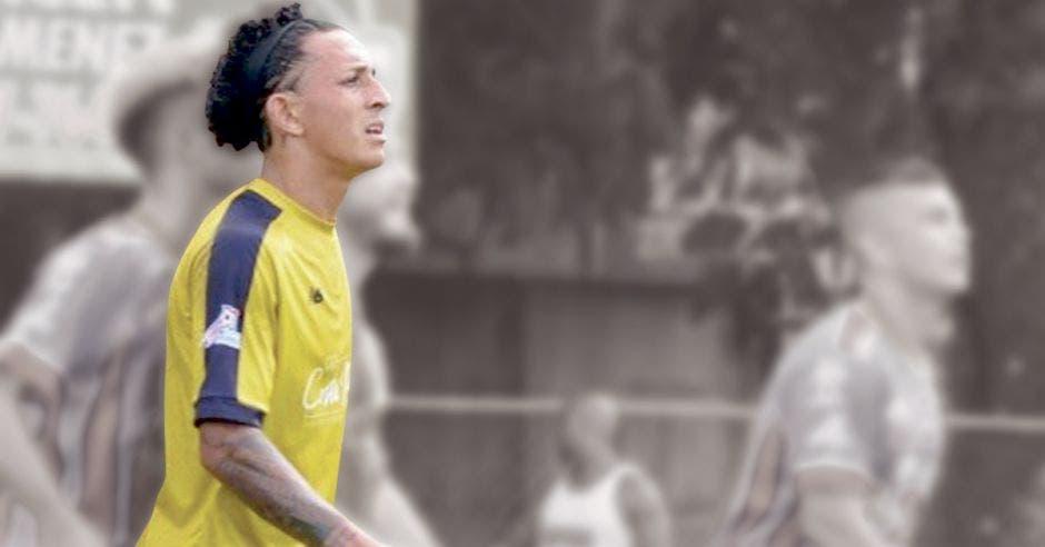 """Futbolista nica en Costa Rica: """"Venimos a buscar el sueño americano"""""""