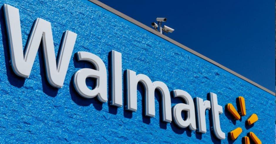Fachada Walmart