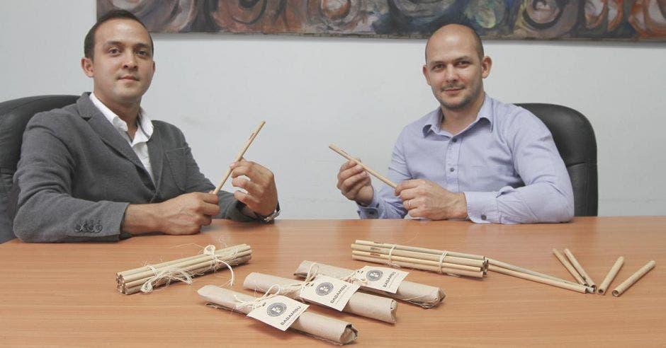 Andrés Fallas y Bernal Fallas