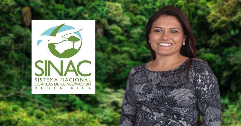 Pamela Castillo, viceministra de Ambiente.
