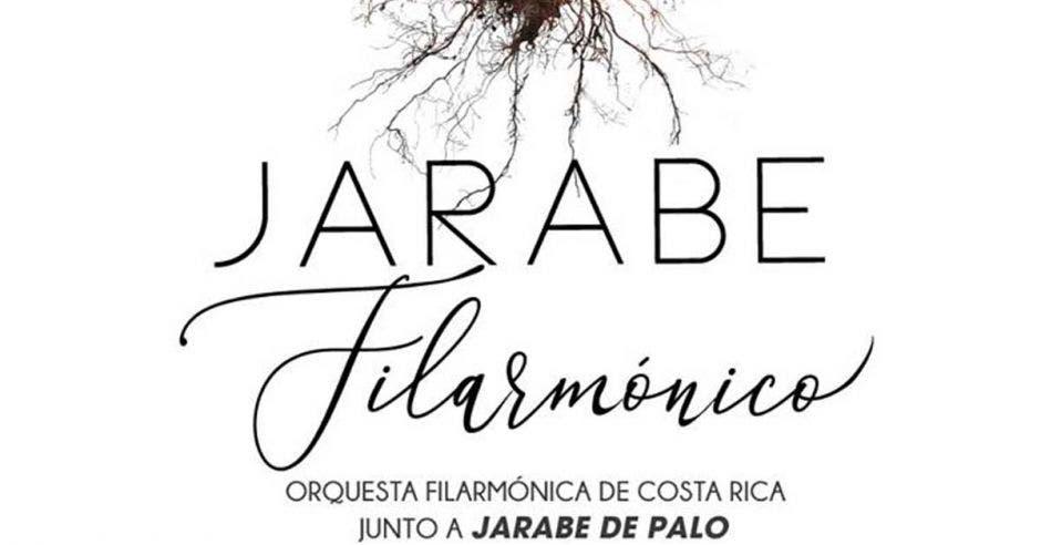 Todo listo para el concierto de Jarabe de Palo con la