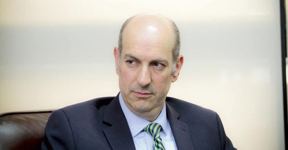 Rodrigo Cubero, presidente del Banco Central