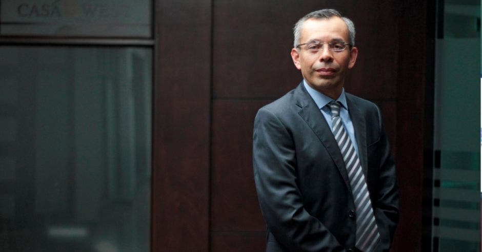 Santiago Aguilar, director Ejecutivo de la Cámara de Industria y Comercio Costa Rica- México.