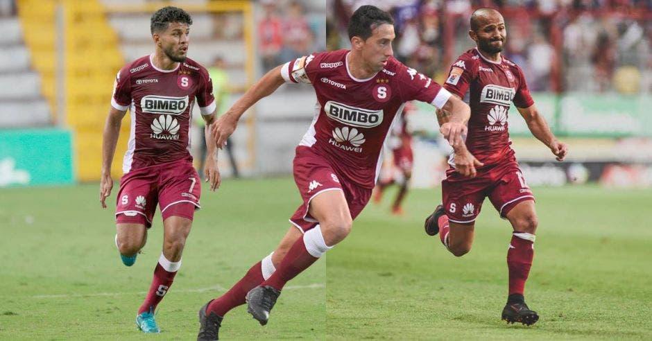 Johan Venegas, Mariano Torres y Ricardo Blanco son esenciales en las diferentes líneas del equipo.