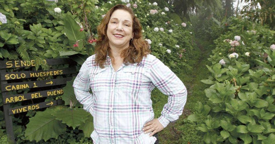 Emprendedora llevó empleo a locales de Monserrat de Coronado