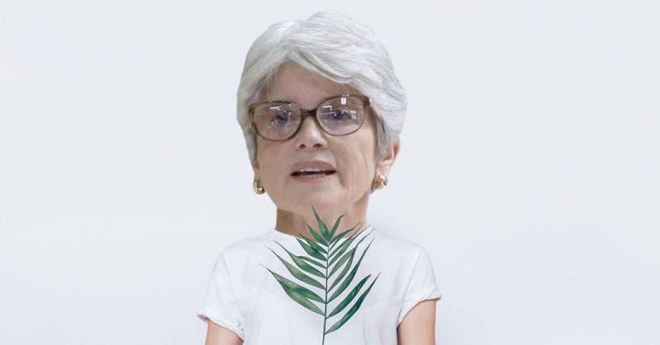 """La Machaca: """"De mi árbol de Reforma Tributaria, los diputados solo me dejan una ramita!"""""""