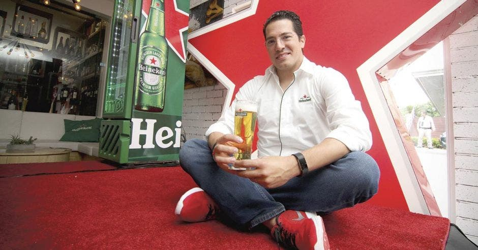 Heineken lanzó en Costa Rica sistema Blade para un servido perfecto