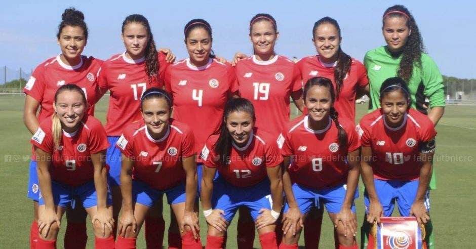 Selección Femenina Mayor