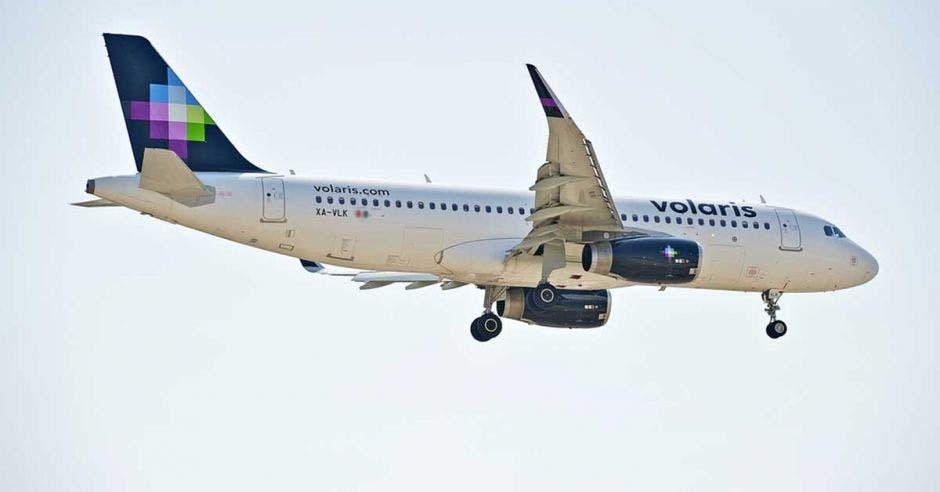 avión de Volaris