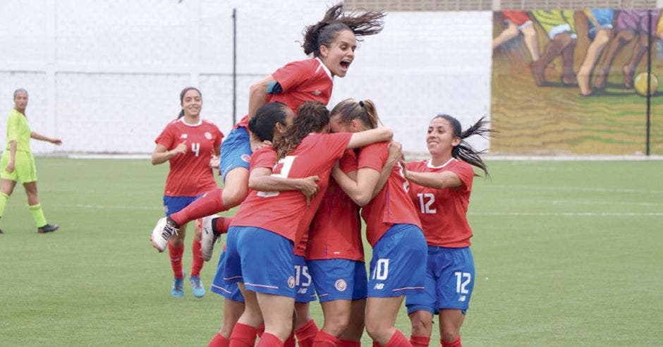 Selección Mayor Femenina de Costa Rica