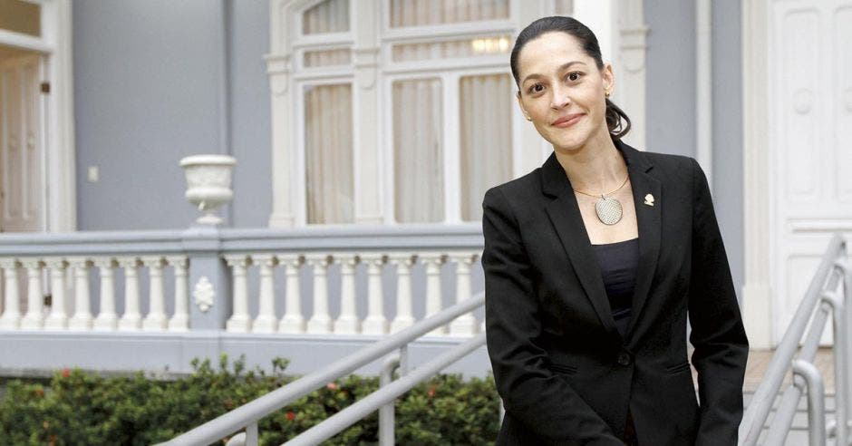María Inés Solís, diputada del PUSC