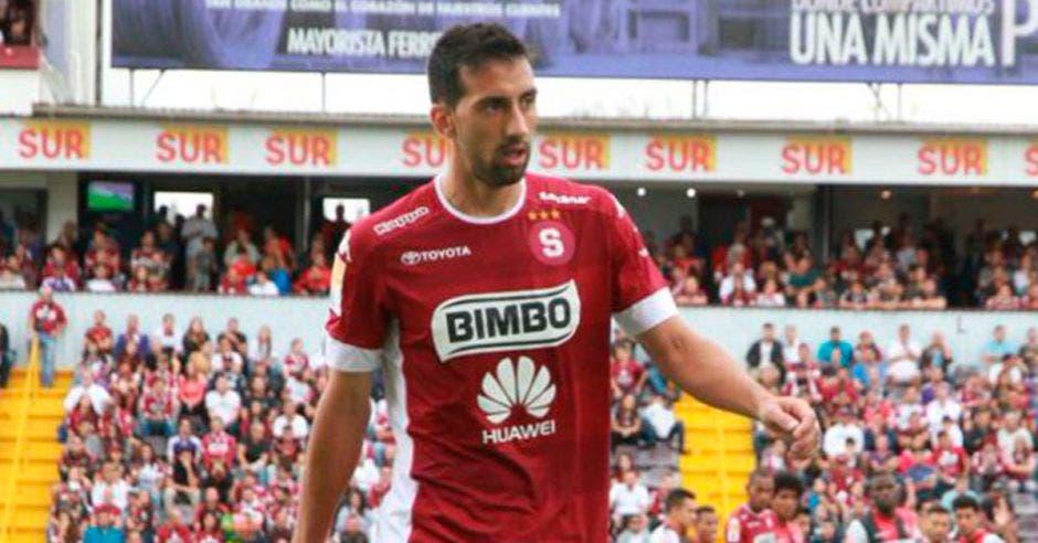 Mariano Torres es el mejor futbolista de nuestro campeonato.