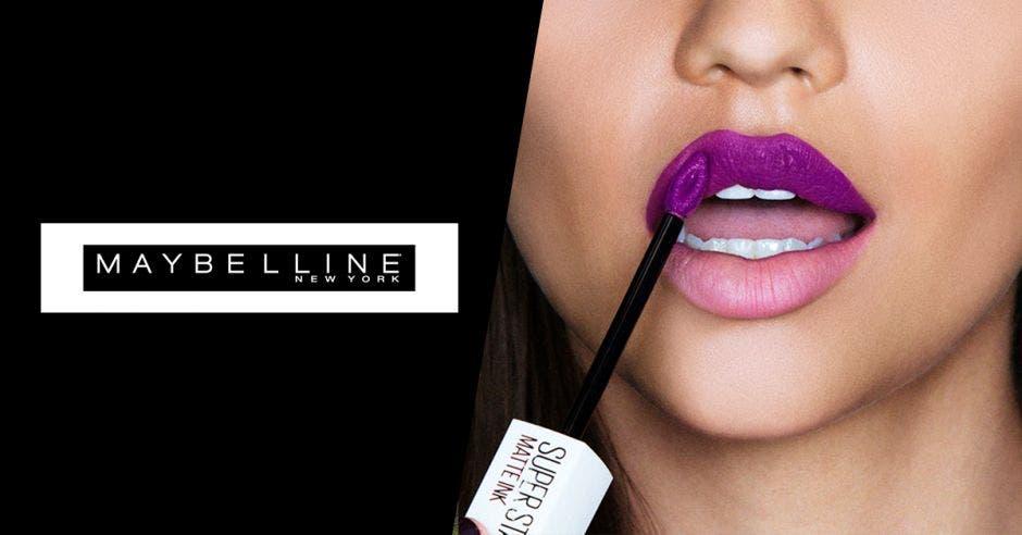 Maybelline lanzará línea de labiales con promociones este fin de semana
