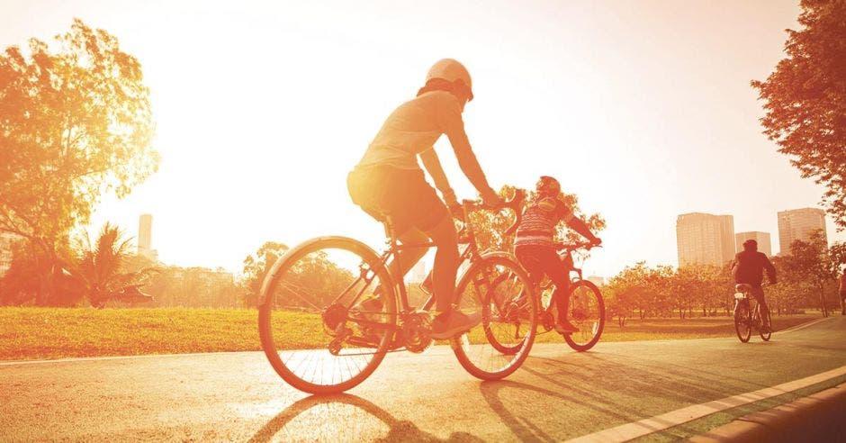 Ciclistas colocan la GAM entre zonas con más uso de bicicleta