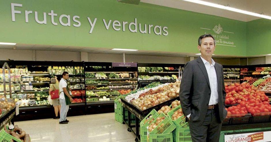 Aquileo Sánchez, Walmart